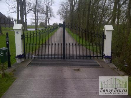 Oud Hollandse poorten